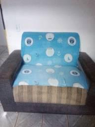 Vendo sofá dóis lugares