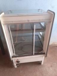 Vendo estufa de colocar salgado?