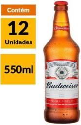 Cerveja Budweiser garrafa