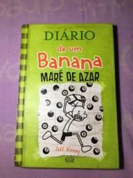 Livro Diário De Um Banana 8