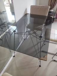 Tampo de mesa medindo 1.20x70