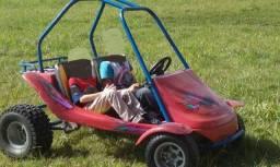 Mini Buggy para crianças