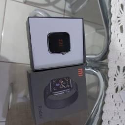 Relógio T500 Plus Smartwatch Esportivo / Com Placa Frequencia / Tela Touch Ipx7