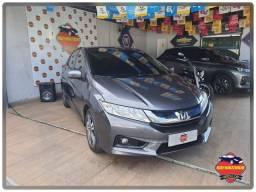 Título do anúncio: Honda City EXL 1.5 CVT 2016