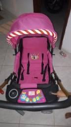 Vendo carrinho de bebe usado