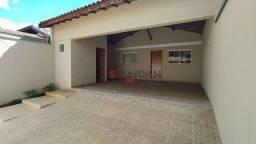 Casa com 3 dormitórios à venda, 122 m² por R$ 370.000,00 - Água Branca - Piracicaba/SP