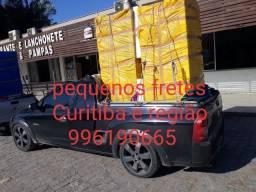 Pequenos fretes Curitiba e região metropolitana
