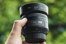 Lente Nikon 35mm 1.8 AF-S