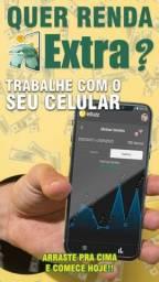 Quer Ganhar De 300,00 a 1.000,00 Reais Por Dia Usando Somente o Seu Celular ?