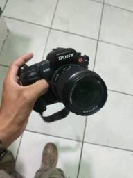Câmera Profissional Sony.