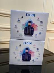 Título do anúncio: Telefone sem Fio Elgin Identificador de chamadas - TSF-7001