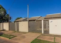Casa à venda com 2 dormitórios em Vila alegre, Três lagoas cod:618