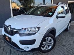 Título do anúncio: Renault SANDERO 1.6 16V SCE FLEX STEPWAY 4P MANUAL
