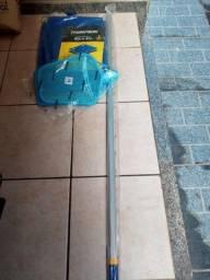 material para limpeza de piscina