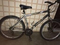 Bicicleta Caloi Aro 26 câmbio automático