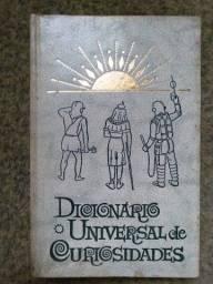 """Dicionário Enciclopédico """"Dicionário Universal e Curiosidades"""""""