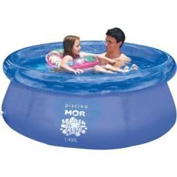 Piscina Redonda Splash Fun 1400 Litros Mor