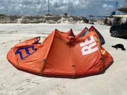 Kite rebel tamanho 12 kitesurf
