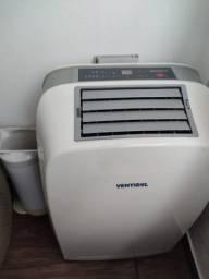 Ar condicionado portatil Ventisol com controle remoto
