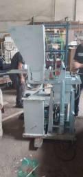 Máquina de fazer tijolos ecológicos hidráulica