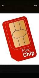 Preciso de um chip com  número fixo