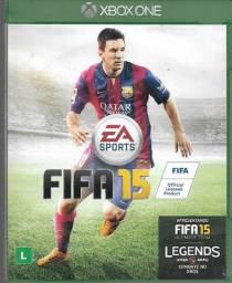 olx189 Jogo Fifa 15 Xbox One Original blurai