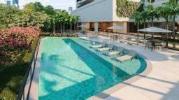 Apartamento com 2 dormitórios à venda, 61 m² por R$ 422.000,00 - Fátima - Fortaleza/CE