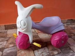 Motoca Infantil Rosa