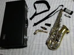 Sax alto yamaha modelo yas-23