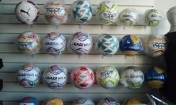 Bolas de futebol campo society futsal