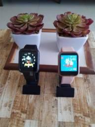 Relógio Smartwatch D20 Plus / Y68 Plus - Lançamento 2021