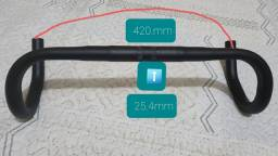 Guidão Speed Aluminio Usado 25.4mm Original Caloi Sprint