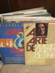 Discos em Vinil - LPs 36 unidades