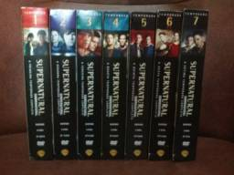Supernatural ? 7 Primeiras Temporadas