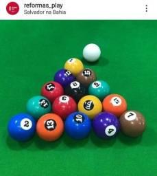 Jogo de bolas - Sinuca
