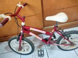 Bicicleta bike infantil aro 16