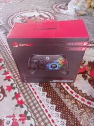 Controle Sem Fio GameSir T4 Pro Multi-plataformas (iOS/Android/PC/Switch)<br><br>Novo