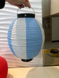 Luminária decorativa japonesa