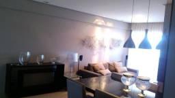 Apartamento  totalmente mobiliado para alugar no Stella Maris