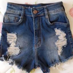 Short jeans carmen