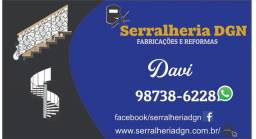Serralheria DGN-Fabricação e Instalação