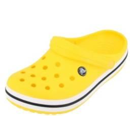 Crocs Crocband Clog Amarelo ( Últimas unidades