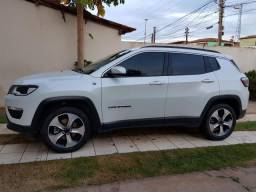 Jeep Compass 2.0 4x2 Flex 166CV / Open Edition / Longitude / Pacote Premium - 2017