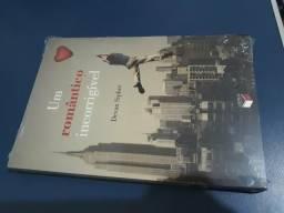 Livro um romântico incorrigível