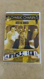 DVD Filme Luzes da Ribalta usado