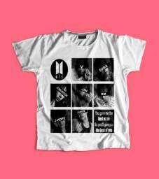 Camisa personalizada BTS Love Yourself Tear era