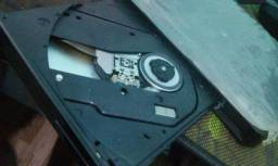 Gravadora Dvd LG Slim Portable Gp50