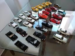 Miniaturas de carrinhos