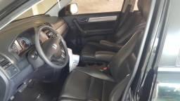 Honda CRV 2011 LX 2.0 4x2 preto - 2011