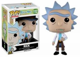 Funko Pop Rick - Rick and Morty #112